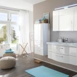 Мебель для ванной комнаты. Pelipal Solitaire 6005 Комплект подвесной мебели 490х1150х481 мм