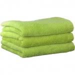 "Хлопковые полотенца.          Полотенце CAWO ""Life Style"" 7007 Фисташковый"