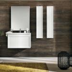 Мебель для ванной комнаты. Eban Paola&Chiara 80 мебель для ванной BiANCO ASSOLUTO