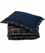 Постельное бельё. Постельное белье Oxford королевское KING (240х220) Синий от Casual Avenue