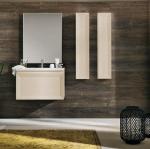Мебель для ванной комнаты. Eban Paola&Chiara 80 мебель для ванной Pergamon