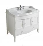 Мебель для ванной комнаты. SIMAS Arcade комплект мебели с прямым фронтом ARMD105