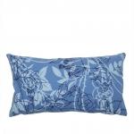 Декоративные подушки. Декоративная подушка (26х50) Divina 0.2 синий от Kvadrat