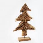 Новый Год. Елка деревянная
