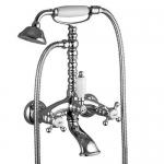Смесители для ванны. Gattoni Vivaldi 12001CO смеситель для ванны/душа