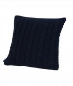 Декоративные подушки. Декоративная подушка Boston (40х40) синий от Casual Avenue