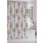 Текстиль для детей: полотенца, халаты, постельное бельё и др.. Шторка для ванной Merry Meadow SCB-115-MMW-MUL