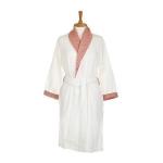 Халаты Одежда для бани и сауны.          Халат Твид. Белый