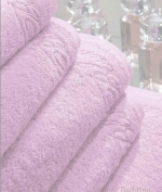 Полотенца хлопковые Deluxe. Банное полотенце Top Model от Blumarine Art.78573