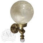Светильники для ванной комнаты. Светильник настенный ML.CRS-60.230 Cristalia для ванной с кристаллами Swarovski