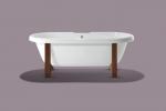 Ванны. Knief Aqua Plus Ванна модель EDWARDIAN I 1700 x 750 x 600 мм