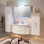 Мебель для ванной комнаты. Pelipal Cassca Комплект подвесной мебели 1410 мм белый