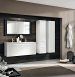 Мебель для ванной комнаты. Eban Paola&Chiara 120 мебель для ванной BiANCO ASSOLUTO