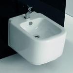 Унитазы Биде. Биде подвесное Althea Ceramica Design D-Style 40036