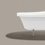 Ванны. Knief Aqua Plus Ванна модель RELAX FIT 1800 x 850 x 620 / 760 мм