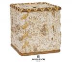 Аксессуары для детских ванных комнат. Бокс для салфеток (салфетница) Birch Bark by Woolrich