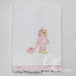 Текстиль для детей: полотенца, халаты, постельное бельё и др.. ПОЛОТЕНЦЕ детское ГАЛЕТТА