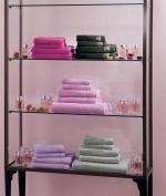 Полотенца хлопковые Deluxe. Комплект полотенец 1+1 Top Model от Blumarine Art.78572