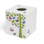 Аксессуары для детских ванных комнат. Бокс для салфеток (салфетница) Merry Meadow AMM-TH