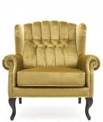 Кресла. Кресло Chester E113 Mustard от Elizabeth Douglas