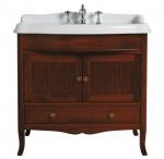 Мебель для ванной комнаты. SIMAS Arcade комплект мебели с прямым фронтом ARMD90
