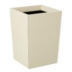 Вёдра с педалью Дровницы Вёдра. Ведро кожаное Gio waste paper baskets by GioBagnara ivory