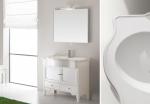 Мебель для ванной комнаты. Eban Federica 90 композиция Т16 мебель для ванной