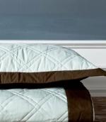 Пледы Покрывала. Покрывало SOHO (240х260) и 2 декоративные наволочки (50х70) Мятный от Casual Avenue
