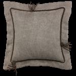 Декоративные подушки Deluxe. Подушка Buffalo Mud
