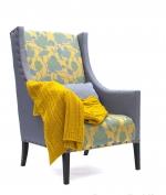 Кресла. Кресло Glen R34-CL503 French Mustard от Elizabeth Douglas