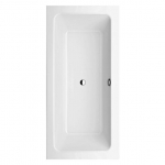 Ванны. Bette One 3312 PLUS Ванна прямоугольнаяс шумоизоляцией170х75х42 см, Glaze Plus