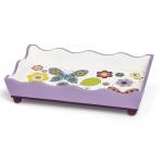 Аксессуары для детских ванных комнат. Подставка для предметов Butterflies ABF-TR