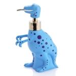 Аксессуары для детских ванных комнат. Дозатор для жидкого мыла Dino Park ADP-LD