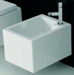 Унитазы Биде. Биде Althea Ceramica Design Plus 40059 подвесное