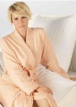 Халаты Одежда для бани и сауны.          Халат женский CAWO 7131 318