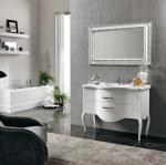 Мебель для ванной комнаты. Eban Sonia 108 мебель для ванной Bianco