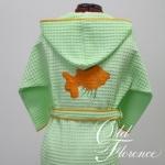 Текстиль для детей: полотенца, халаты, постельное бельё и др.. ХАЛАТ детский НЕМО