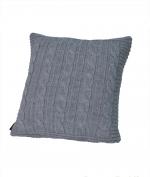 Декоративные подушки. Декоративная подушка Boston (40х40) серый от Casual Avenue