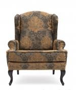 Кресла. Кресло Duart SM5 Orange Mokko от Elizabeth Douglas