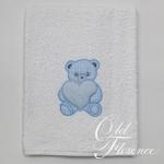 Текстиль для детей: полотенца, халаты, постельное бельё и др.. ПОЛОТЕНЦЕ детское КУОРЕ
