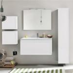 Мебель для ванной комнаты. Eban Paola&Chiara 100 мебель для ванной Bi ASSOLUTO