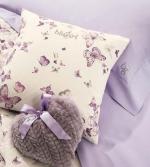 Декоративные подушки Deluxe. Подушка сердце Adrienne (46х46; 25х25) от Blugirl