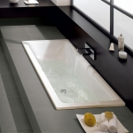 Ванны. Bette Free Ванна 200х100х45см, с шумоизоляцией, с самоочищающимся покрытоем Glaze Plus, цвет белый