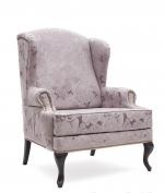 Кресла. Кресло Duart T18 Grape Mokko Pearl от Elizabeth Douglas