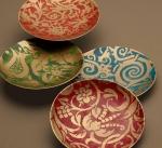 Посуда Столовые приборы Декор стола Deluxe. Набор из 4-х десертных тарелок  Fortuny Maori