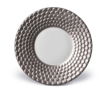 Посуда Столовые приборы Декор стола Deluxe. Блюдце Aegean Platinum