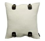 Декоративные подушки Deluxe. Подушка Karoo Buckle - Ivory