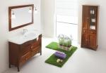 Мебель для ванной комнаты. Eban Federica 105 композиция Т15 мебель для ванной