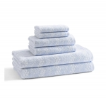 Текстиль для детей: полотенца, халаты, постельное бельё и др.. Полотенце банное Wavy Whisper  Blue BWV-109-WHB