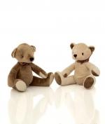 Мягкие декоративные игрушки Deluxe. Мягкая игрушка Медвежонок Billy от Catherine Denoual Maison